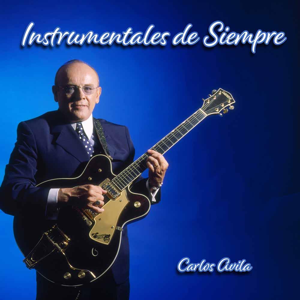 Portada álbum Carlos Avila