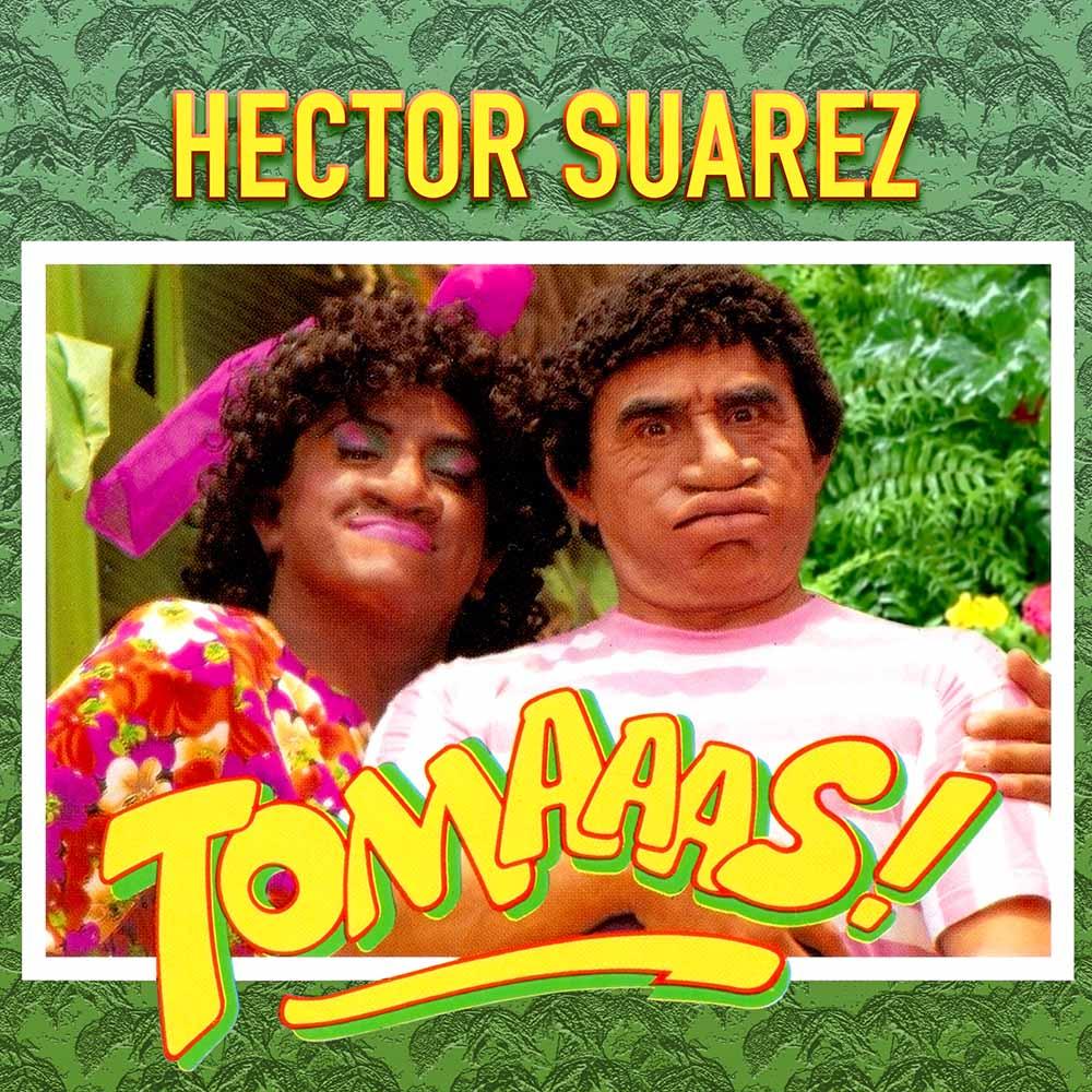 Hector Suarez portada