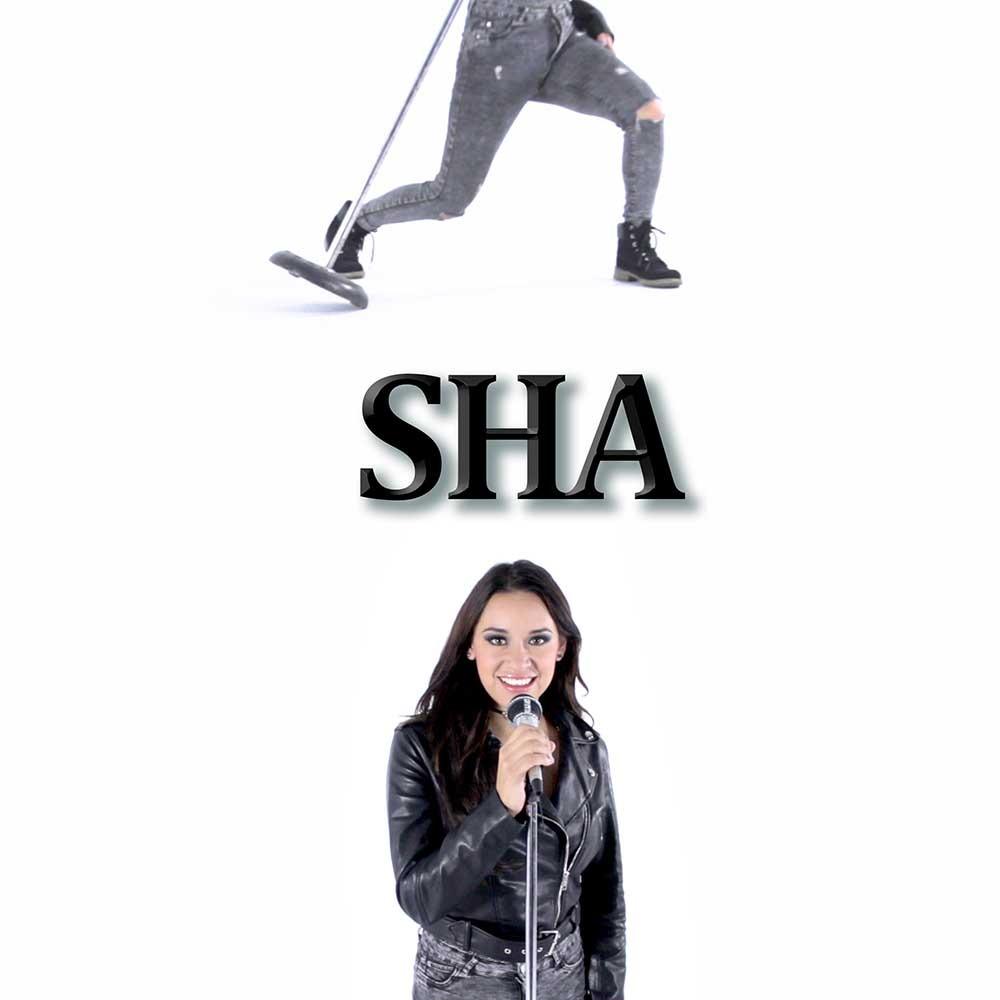 portada disco sha