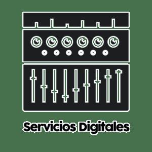 servicios digitales profesionales en audio